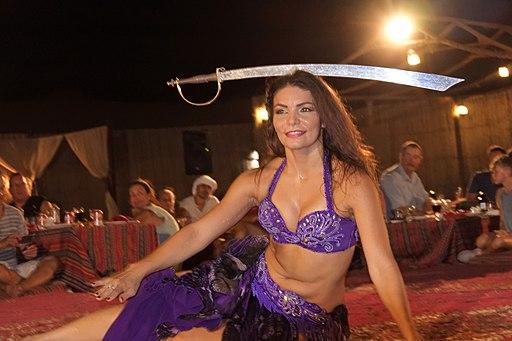 Belly Dancer Show