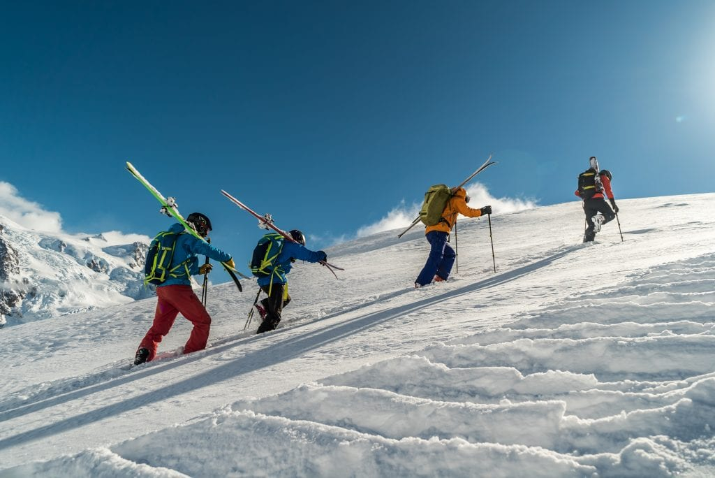 Family Ski Vacations France