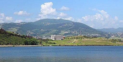 Lake Lisi Tbilisi Georgia