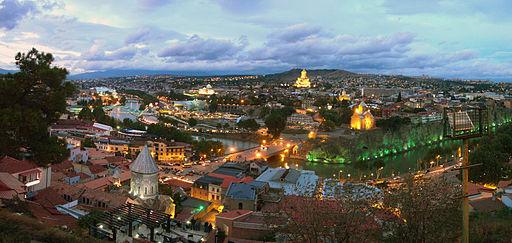 Tbilisi Capital of Georgia