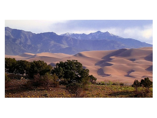 Colorado Sand Dunes National Park