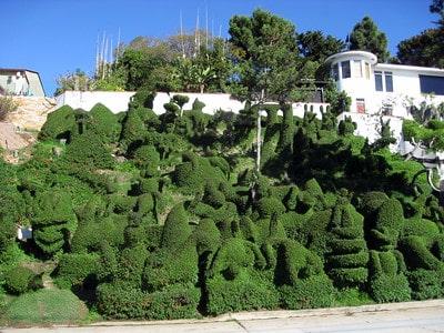 Harpers Topiary Garden San Diego