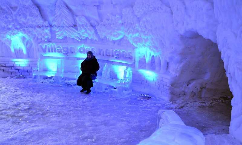 Montreal Ice Caves