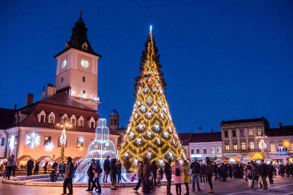 Christmas Markets Romania