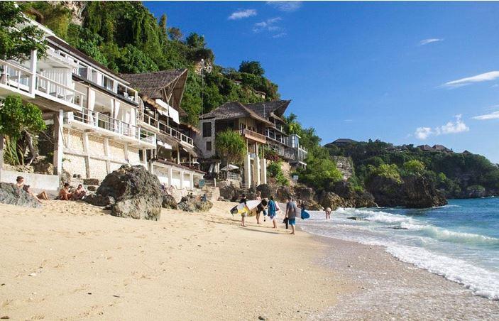 Bingin Beach Indonesia