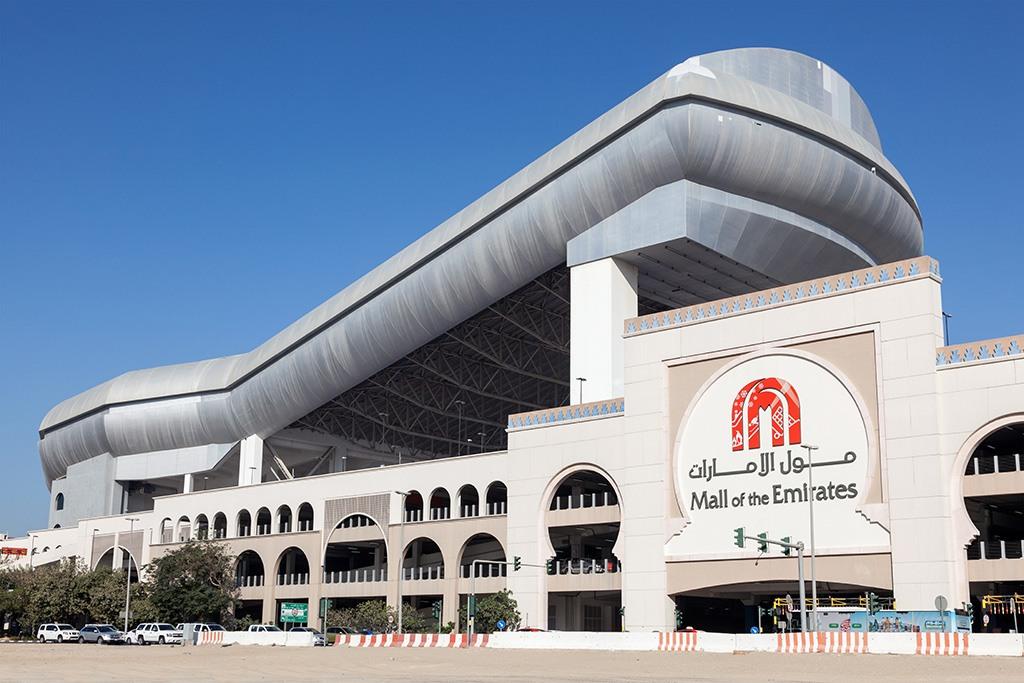 Mall of the Emerites Dubai