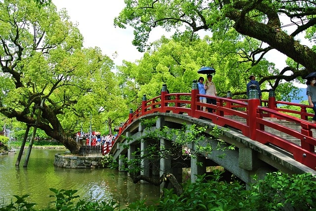 Fukuoka Japan Gardens