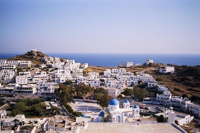 Ios Clubbing Greece