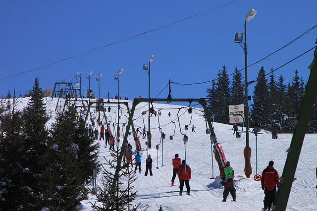 Romania Ski Resort
