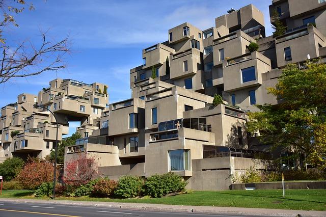Montreal Habitat 67