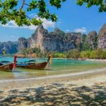 Thailand Beach Indonesia