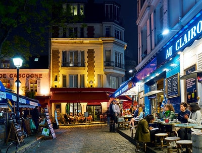 Montpartre Paris