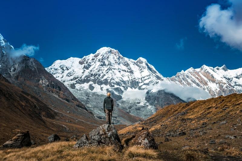 Annapurna Base Camp Hymalayas Nepal