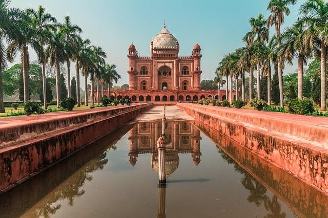 Humayun Tomb Delhi India