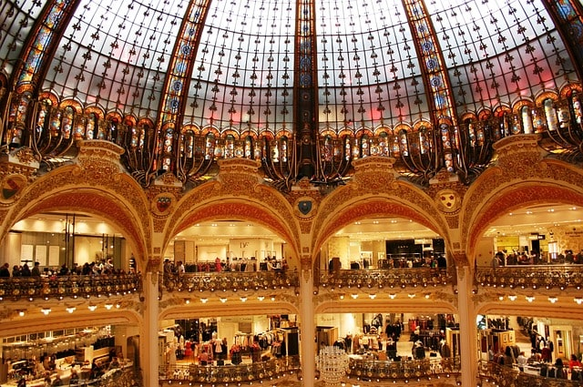 Galleries Lafayette Paris