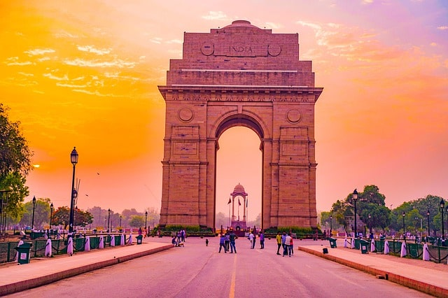Gate of India Delhi