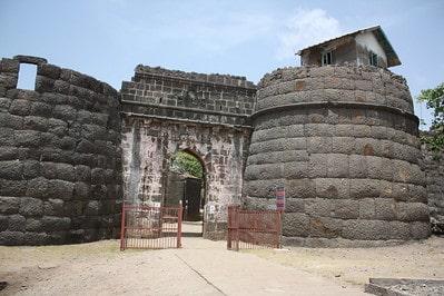 Kolaba Fort Alibaug