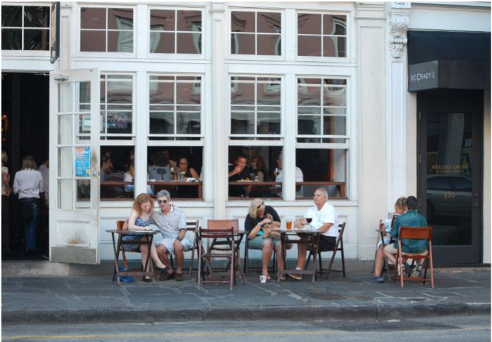 Charleston's Oldest Restaurants