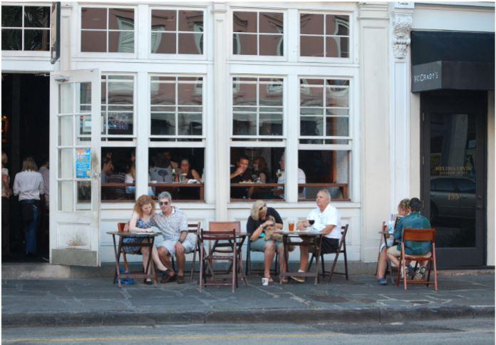 Charleston's Oldest Restaurants