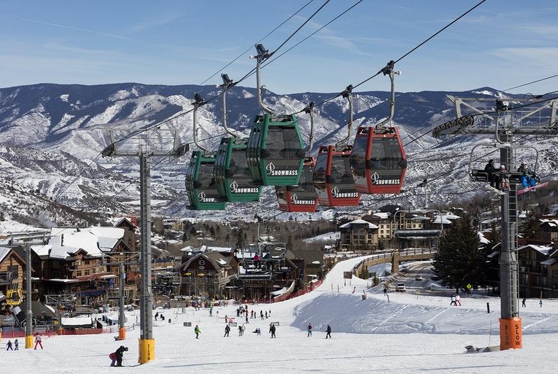 Hokkaido Ski Resort Japan
