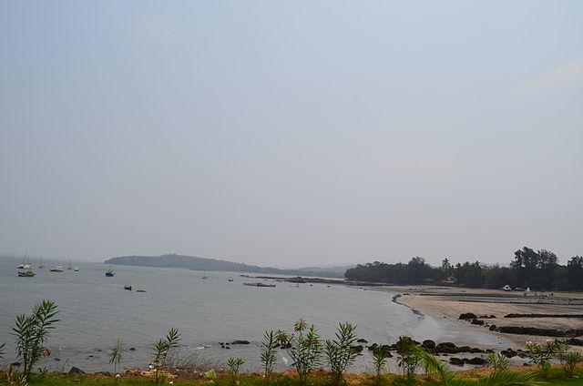 Mandwa Beach India