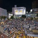 Shibuya Crossing Toyko