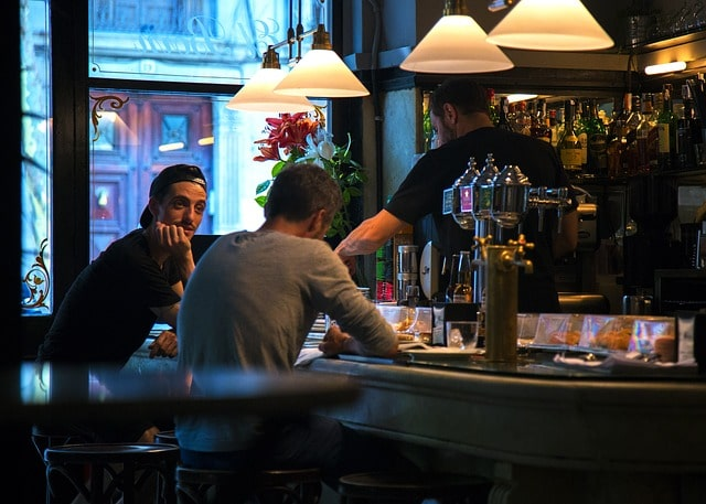 Spain Tapas Bar