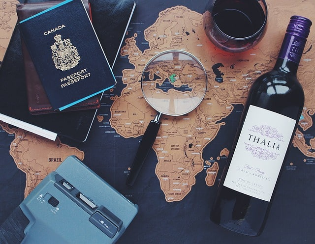 Long Term Travel Planning