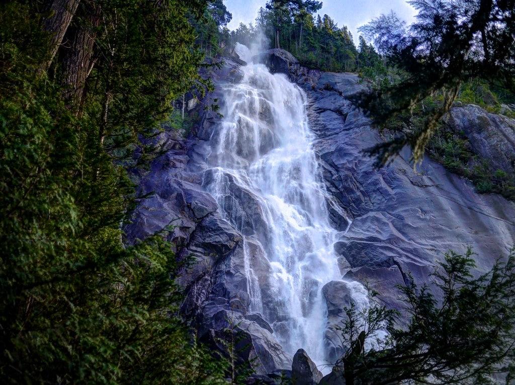 Vancouver Shannon Falls