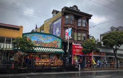 Haight Street San Francisco