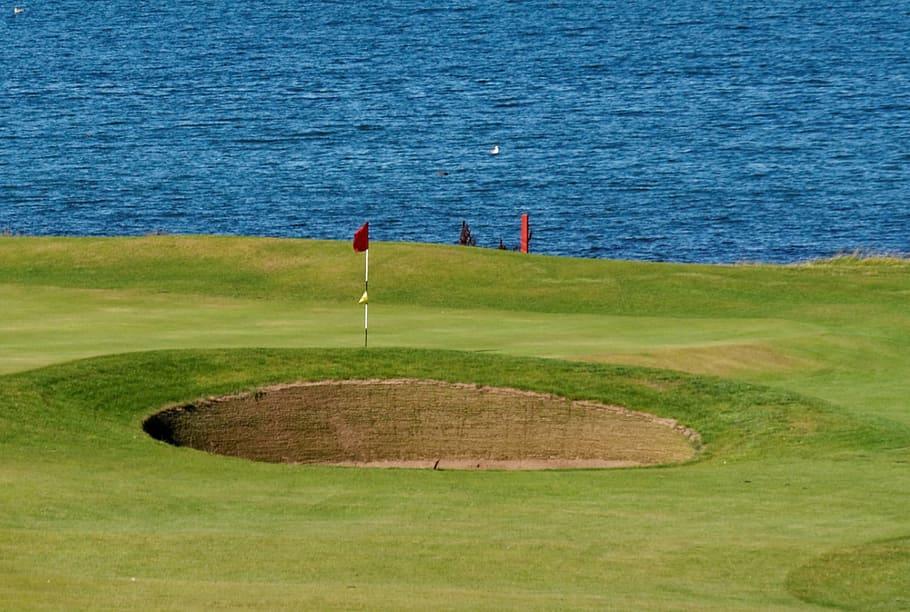 Hunstanton Golf Clulb Norfolk England
