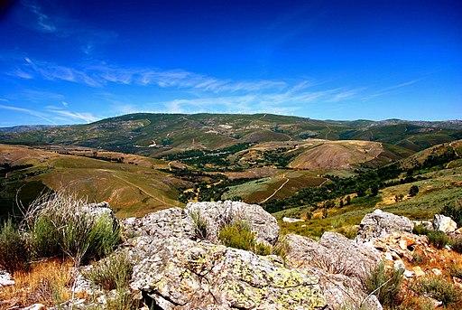 Montesinho National Park Portugal