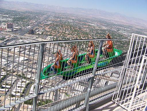Strato X Scream Las Vegas