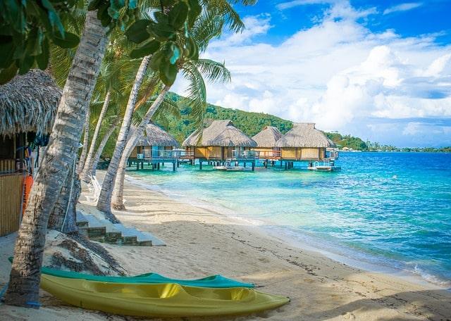 Overwater Bungalow Resorts