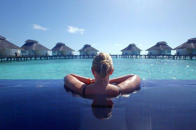 Maldives Overwater Bungalow Resort