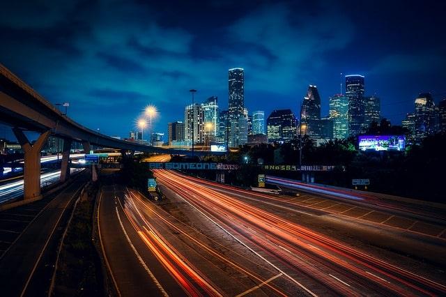 Houston Texas Highway