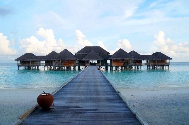 Overwater Resort The Maldives