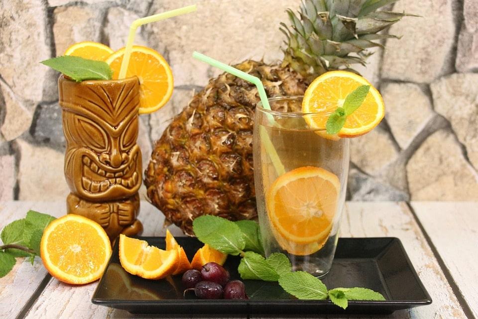 Hawaii Tiki Cocktails