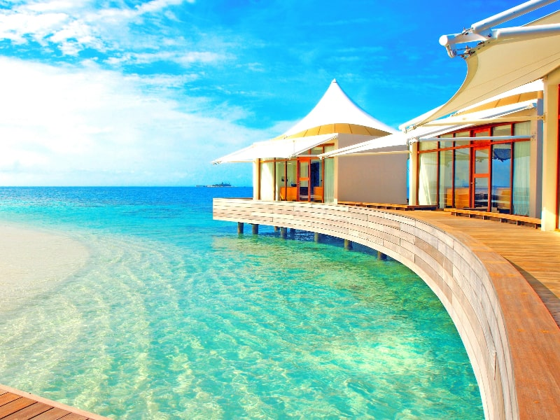 Southeast Asia Overwater Resorts