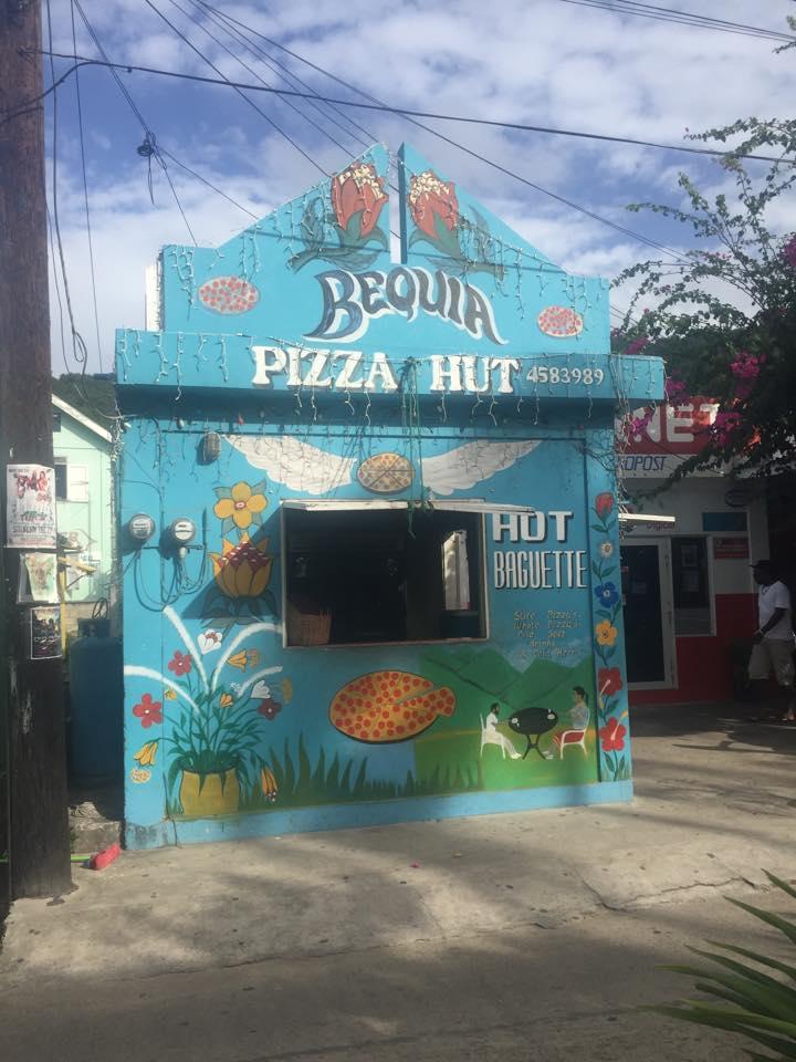 Bequia Pizza Hut