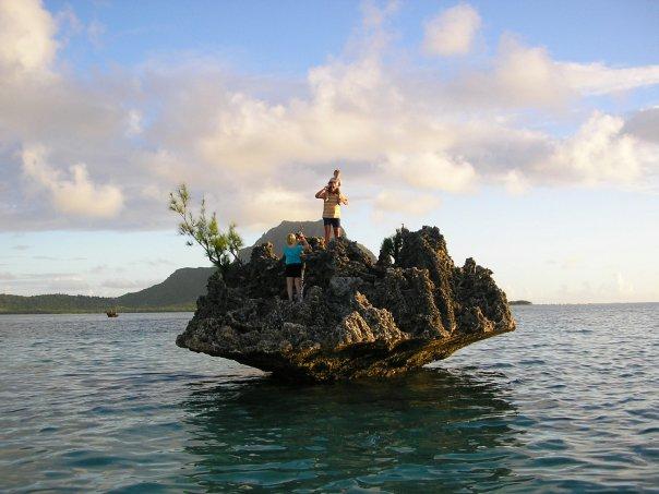 Ile aux Benitiers Mauritius