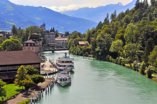 Interlaken Hiking Switzerland