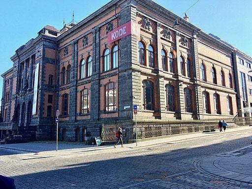 Kode Museum Bergen Norway