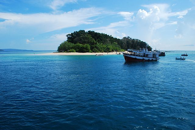 Andaman Islands Reef Diving