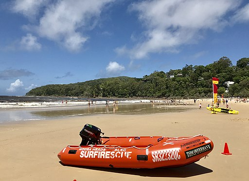 Noosa Heads Surfing Australia