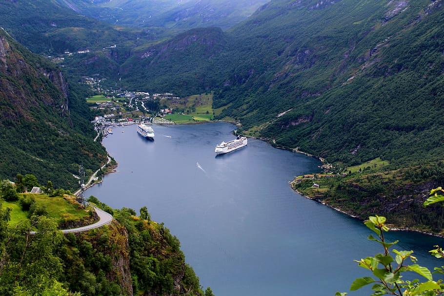 Bergen Fjord Curises