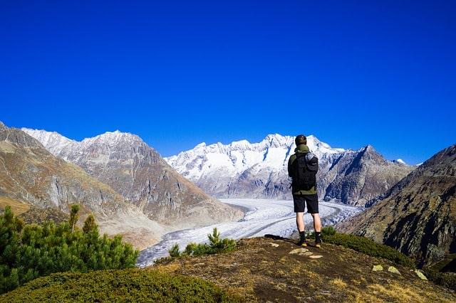 Glacier Hiking Switzerland