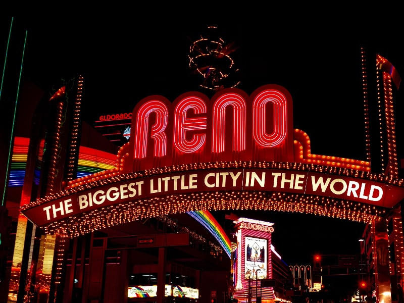 Reno Nevada Travel Tips