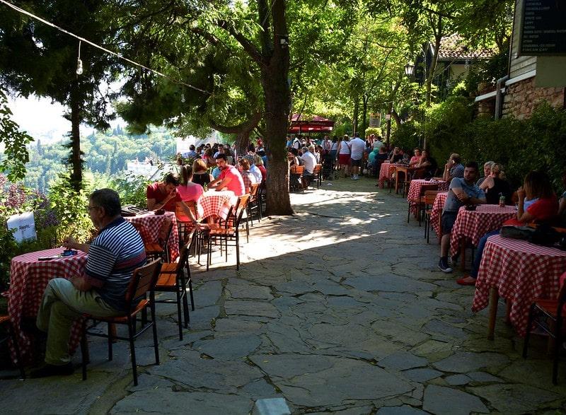 Turkish Coffee Cafe