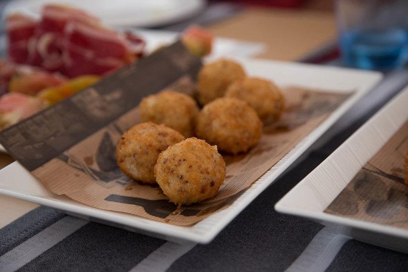 Croquettes Jamon Spain
